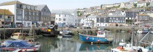 Cycle hire to Mevagissey Harbour