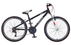 Boy's Mountain Bike Hire in Cornwall