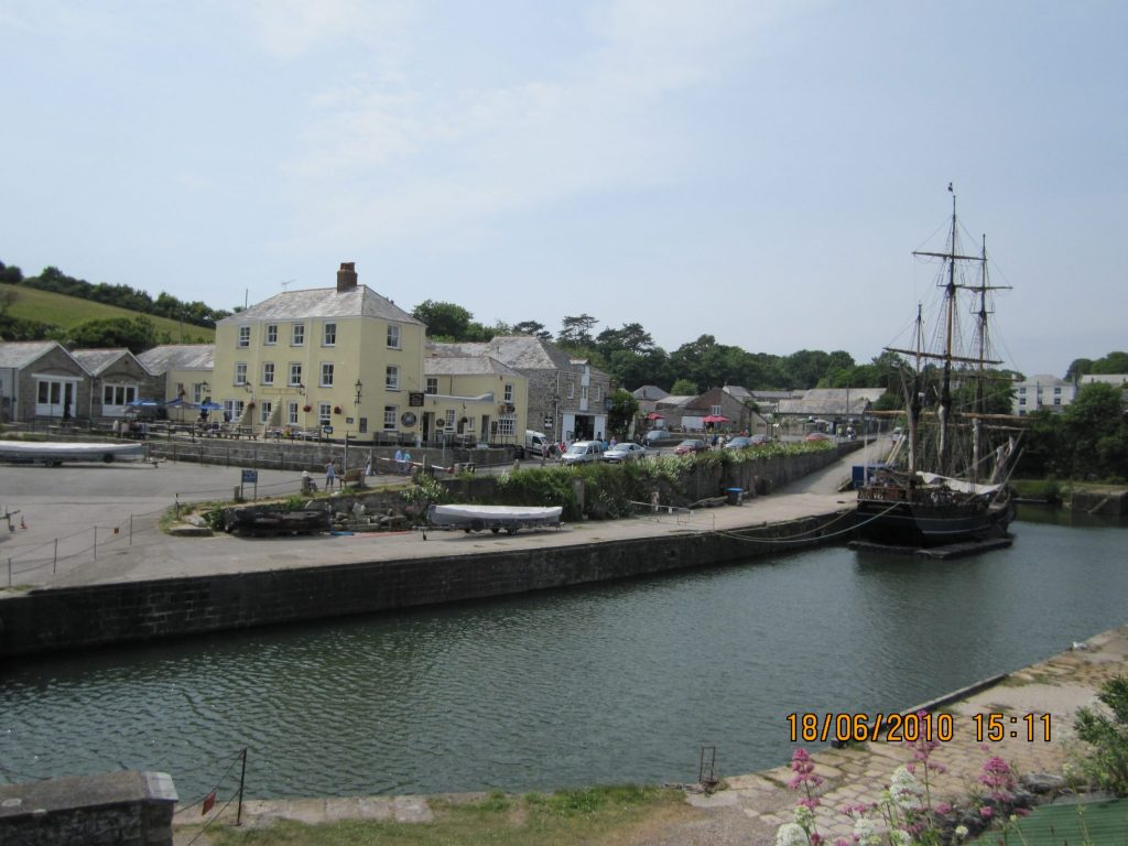 Charlestown Cycle Routes