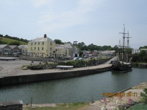 Charlestown, Cornwall Cycle Routes