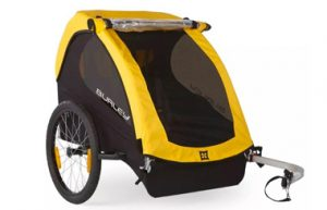 Childs Bike Trailer Hire in Cornwall