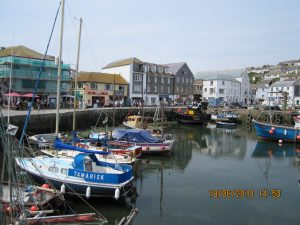 Cycle Routes to Mevagissy in Cornwall