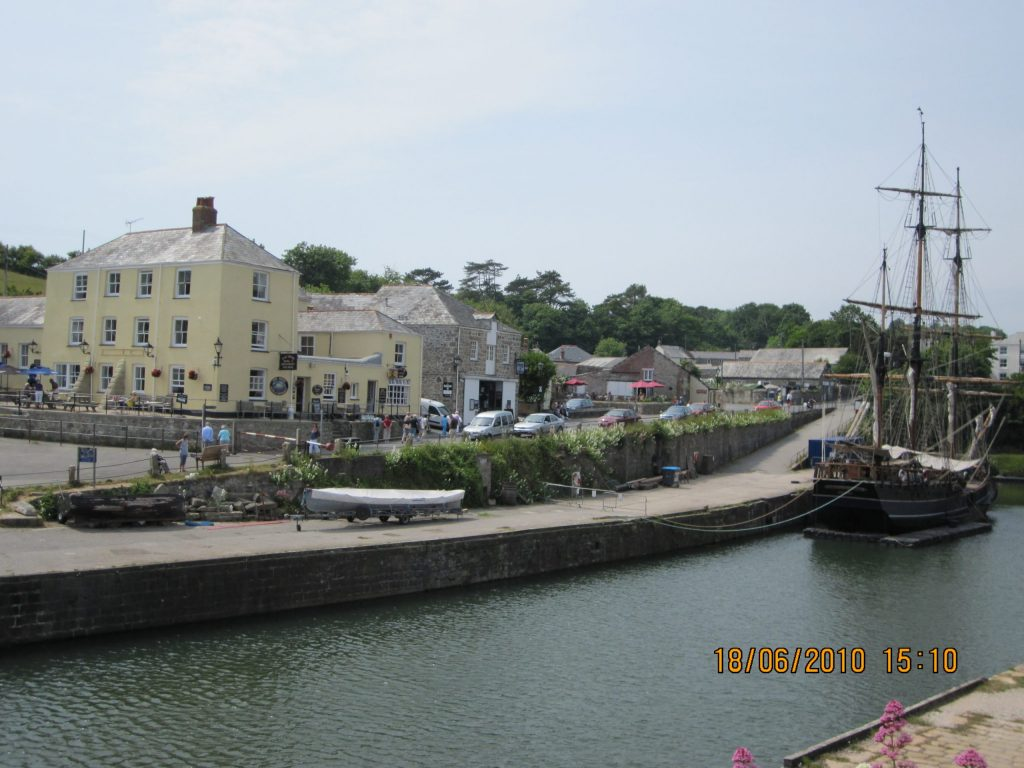 Cycle to Charlestown