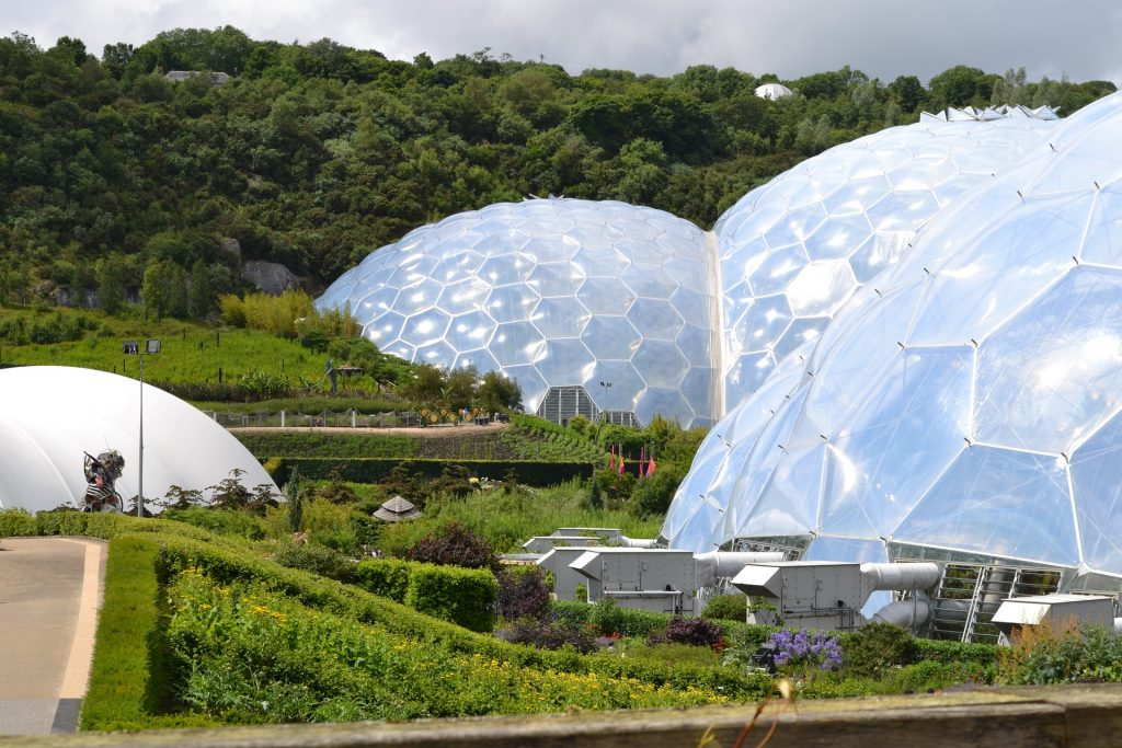 Cycle to the Eden Project