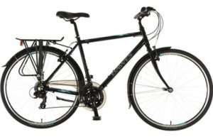 Men's hybrid bike hire in Cornwall