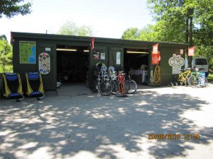Pentewan Bike Hire, Cornwall