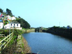 Pentewan Cycle Hire, Cornwall