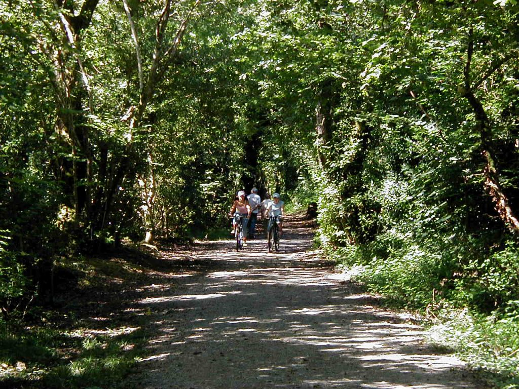Pentewan Cycle Routes